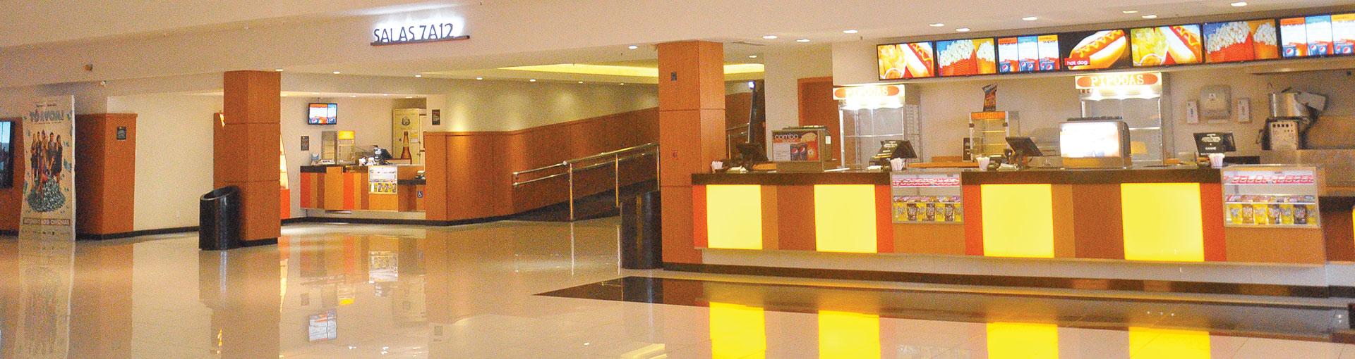 UCI Orient Shopping da Bahia