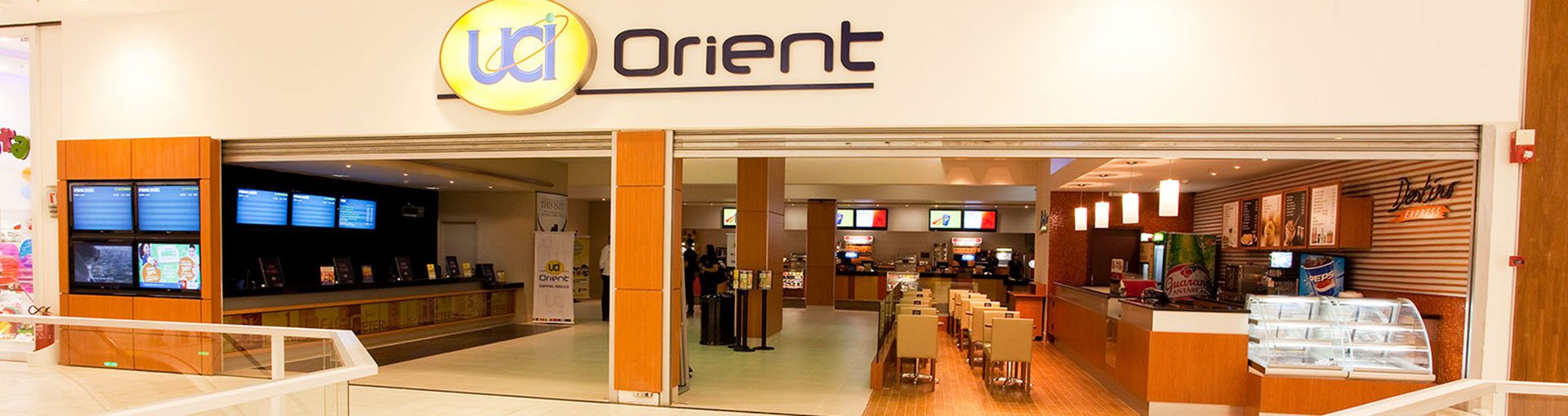UCI ORIENT Shopping Paralela